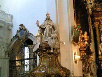 Pielgrzymka parafialna do Trzebnicy 52