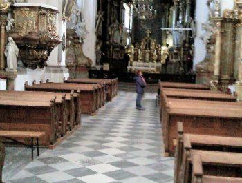 Pielgrzymka parafialna do Trzebnicy 57