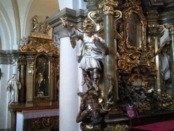 Pielgrzymka parafialna do Trzebnicy 66