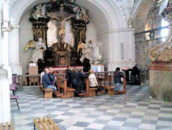 Pielgrzymka parafialna do Trzebnicy 69