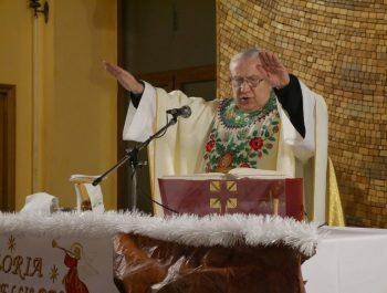 Uroczystość św. Bożej Rodzicielki Maryi