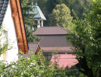 Rewitalizacja klasztoru i kościoła w Wiśle Nowa Osada 3