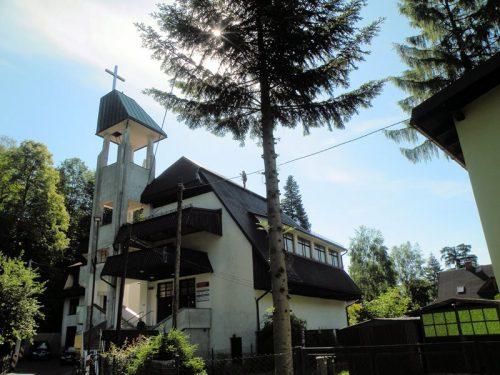Rewitalizacja klasztoru i kościoła w Wiśle Nowa Osada