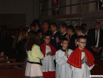Bierzmowanie młodzieży z naszej parafii 10
