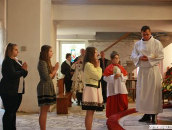 Bierzmowanie młodzieży z naszej parafii 22