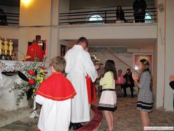 Bierzmowanie młodzieży z naszej parafii 24
