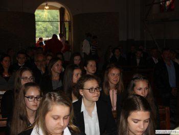 Bierzmowanie młodzieży z naszej parafii 2