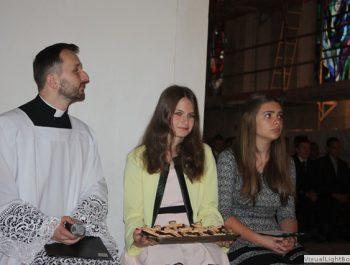 Bierzmowanie młodzieży z naszej parafii 36