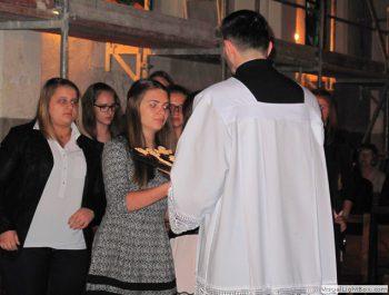Bierzmowanie młodzieży z naszej parafii 39