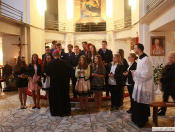 Bierzmowanie młodzieży z naszej parafii 44