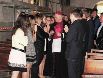 Bierzmowanie młodzieży z naszej parafii 5