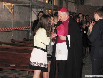 Bierzmowanie młodzieży z naszej parafii 7