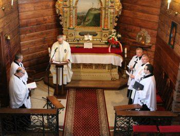 Nabożeństwo ekumeniczne 1