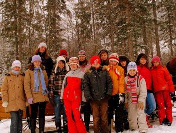 Ferie zimowe – kulig 10