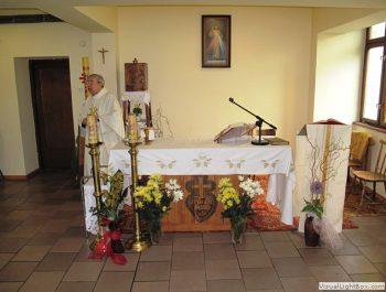 Kaplica pod kościołem