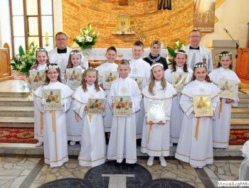 I Komunia Św. w parafii 11
