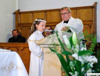 I Komunia Św. w parafii 3