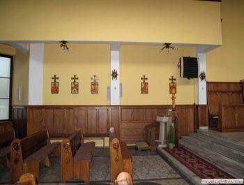 Prace remontowe w kościele – już zakończone 1
