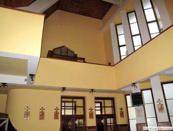 Prace remontowe w kościele – już zakończone 2