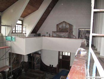 Prace remontowe w kościele – już rozpoczęte 10