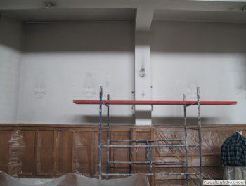 Prace remontowe w kościele – już rozpoczęte 14
