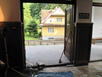Prace remontowe w kościele – już rozpoczęte 24