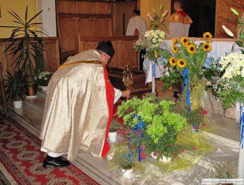 Nawiedzenie obrazu Jezusa Miłosiernego i relikwii św. Jana Pawła II i św. s. Faustyny 10
