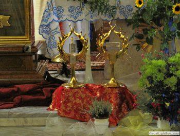 Nawiedzenie obrazu Jezusa Miłosiernego i relikwii św. Jana Pawła II i św. s. Faustyny 15