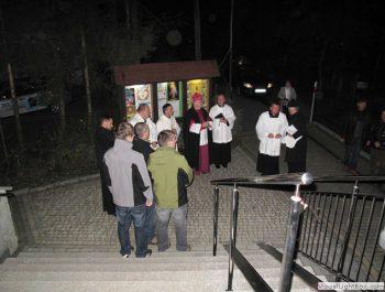 Nawiedzenie obrazu Jezusa Miłosiernego i relikwii św. Jana Pawła II i św. s. Faustyny 2