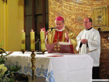 Nawiedzenie obrazu Jezusa Miłosiernego i relikwii św. Jana Pawła II i św. s. Faustyny 22