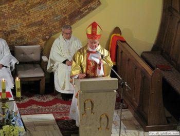 Nawiedzenie obrazu Jezusa Miłosiernego i relikwii św. Jana Pawła II i św. s. Faustyny 28