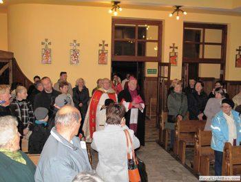 Nawiedzenie obrazu Jezusa Miłosiernego i relikwii św. Jana Pawła II i św. s. Faustyny 7
