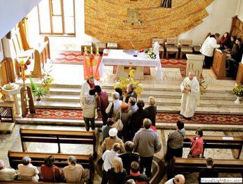Odpust parafialny 50-lecie kapłaństwa o.Leonarda 11