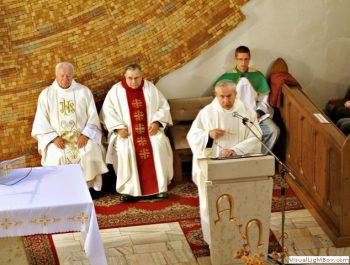 Odpust parafialny 50-lecie kapłaństwa o.Leonarda 2