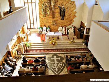 Odpust parafialny 50-lecie kapłaństwa o.Leonarda 3