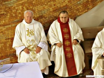 Odpust parafialny 50-lecie kapłaństwa o.Leonarda 4
