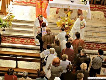 Odpust parafialny 50-lecie kapłaństwa o.Leonarda 9