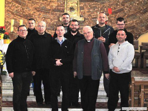 Goście z Warszawy w Wiśle