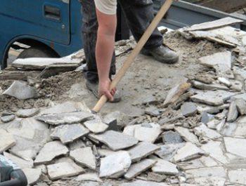 Wznowiono prace remontowe schodów do kościoła 5