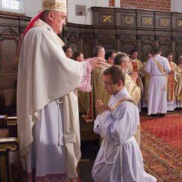 Święcenia kapłańskie diakonów Pasjonistów 4
