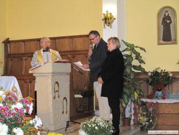 Wizytacja kanoniczna Ks. Biskupa i bierzmowanie młodzieży Biskupa 11