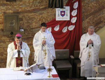 Wizytacja kanoniczna Ks. Biskupa i bierzmowanie młodzieży Biskupa 16