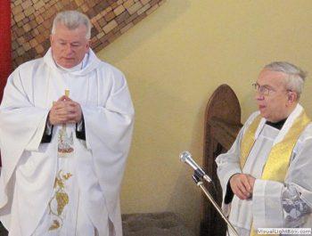 Wizytacja kanoniczna Ks. Biskupa i bierzmowanie młodzieży Biskupa 18