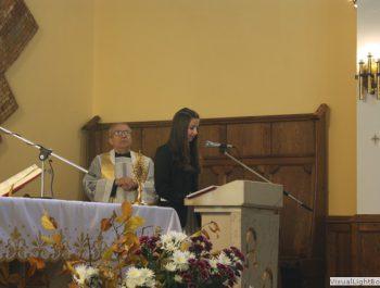 Wizytacja kanoniczna Ks. Biskupa i bierzmowanie młodzieży Biskupa 19