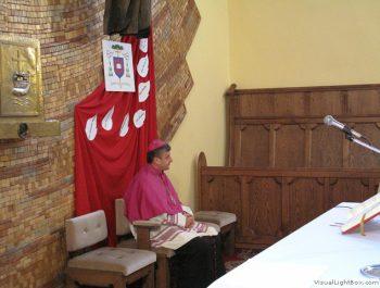Wizytacja kanoniczna Ks. Biskupa i bierzmowanie młodzieży Biskupa 2