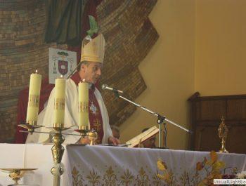 Wizytacja kanoniczna Ks. Biskupa i bierzmowanie młodzieży Biskupa 20