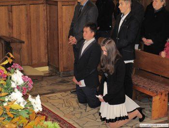 Wizytacja kanoniczna Ks. Biskupa i bierzmowanie młodzieży Biskupa 22