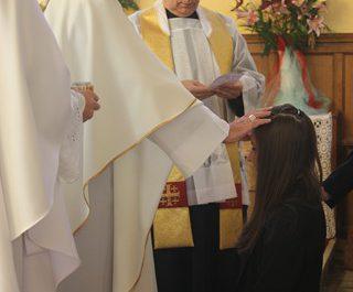 Wizytacja kanoniczna Ks. Biskupa i bierzmowanie młodzieży Biskupa 23