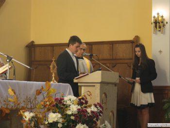 Wizytacja kanoniczna Ks. Biskupa i bierzmowanie młodzieży Biskupa 27