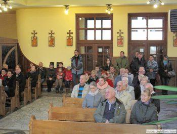 Wizytacja kanoniczna Ks. Biskupa i bierzmowanie młodzieży Biskupa 4